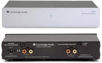 Produktfoto Cambridge Audio AZUR 540P