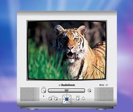 Produktfoto Audiosonic Ctdvd 41 TX