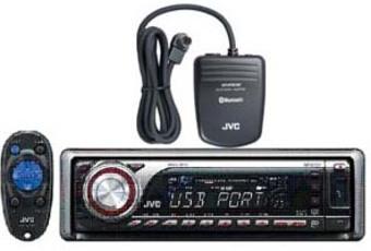 Produktfoto JVC KD-G 731 BT