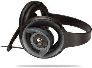 Produktfoto Logitech 981-000041 Digital Precision PC Gaming Headset