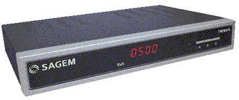 Produktfoto Sagem TWIN 640 T