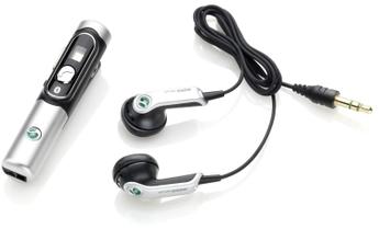 Produktfoto Sony Ericsson HBH-DS200