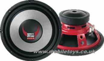 Produktfoto Bull Audio SW-12