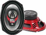 Produktfoto Bull Audio TRI-6090