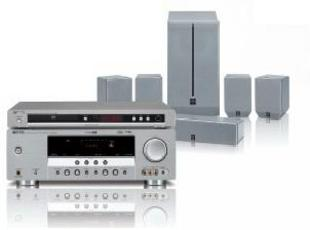 Produktfoto Yamaha AV-PACK 207 (RX-V 461/DVD-S 661/NS-P 270)