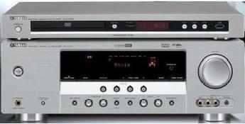 Produktfoto Yamaha Movie SET 407 (RX-V 461/DVD-S 661)