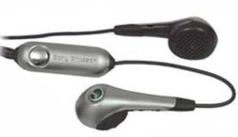 Produktfoto Sony Ericsson HBP-60 K750I/W800I/W850I
