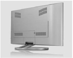 Produktfoto Loewe Spheros 32 HD/DR+ DVB-T/S/C