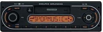 Produktfoto Delphi Grundig CL 110 A