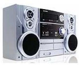 Produktfoto Sharp CD-MPX 200 H