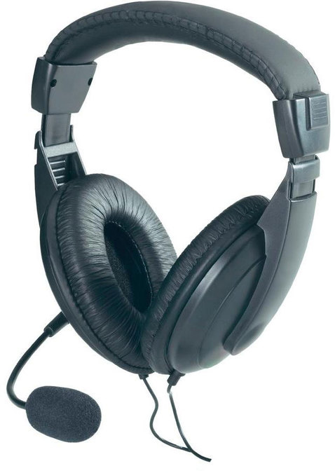 Conrad TW-260A Kopfbügel-Headset: Tests & Erfahrungen im