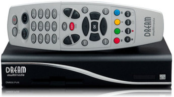 Produktfoto Dream DM 600 C PVR