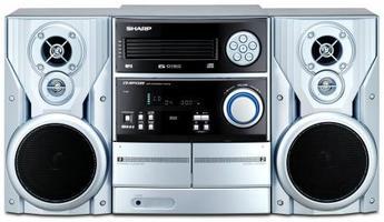 Produktfoto Sharp CD-MPX 500 H