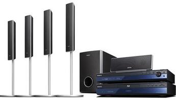 Produktfoto Sony HTP-BD2RSF (HT-SF2000/BDP-S300)