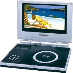 audiosonic dvd 2026 tragbarer dvd player tests. Black Bedroom Furniture Sets. Home Design Ideas