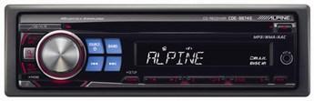 Produktfoto Alpine CDE-9874E
