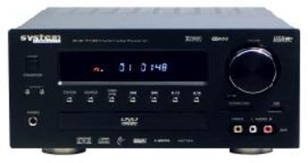 Produktfoto System Fidelity DVD R150