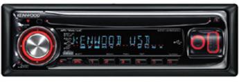 Produktfoto Kenwood KDC-W 5041 UA