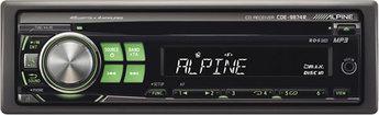 Produktfoto Alpine CDE-9874R