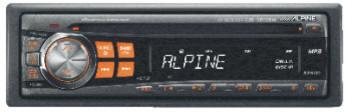 Produktfoto Alpine CDE-9872 RM