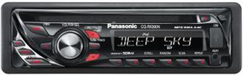 Produktfoto Panasonic CQ-RX300N