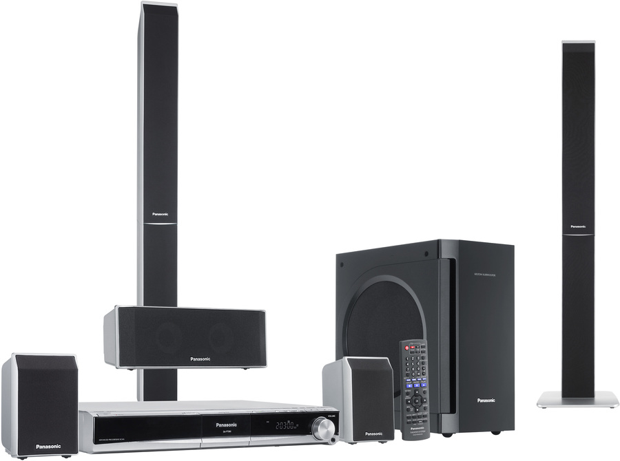 panasonic sc pt560 dvd heimkinosystem tests erfahrungen. Black Bedroom Furniture Sets. Home Design Ideas