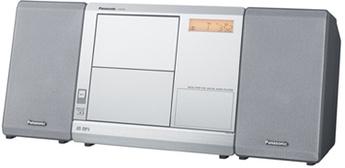 Produktfoto Panasonic SC-EN36EG-S