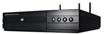Produktfoto Linksys DMA2200 Media Center Extender