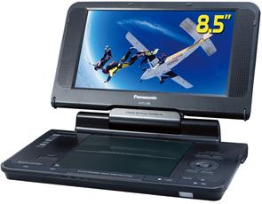 Produktfoto Panasonic DVD-LS86EG-K
