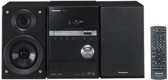 Produktfoto Panasonic SC-PM86DEG-K