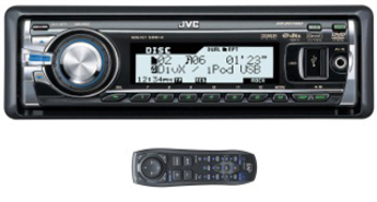 Produktfoto JVC KD-DV7402