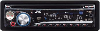 Produktfoto JVC KD-DV4402