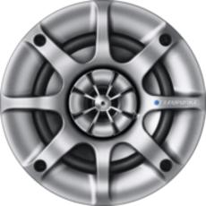 Produktfoto Blaupunkt GTX 402 MKII