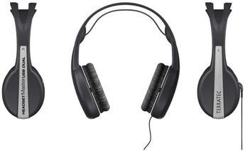 Produktfoto Terratec 10531 Headsetmaster USB DUAL