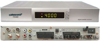 Produktfoto Europhon FTA 8020 Microsat Platinum 9000 PLUS