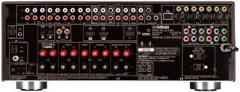 Produktfoto Yamaha RX-V 663