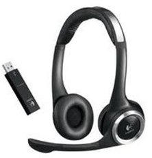 Produktfoto Logitech 981-000069 Clearchat PC Wireless