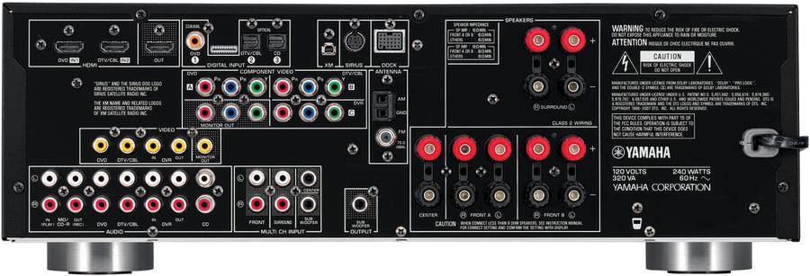 Yamaha Vx V Receiver