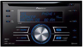 Produktfoto Pioneer FH-P80BT