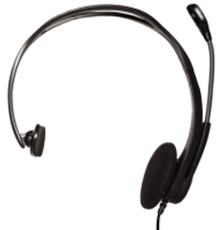 Produktfoto Logitech 981-000096 PC Headset 850