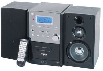 Produktfoto AEG MC 4416/CD/MP3