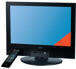 Produktfoto AEG CTV 4866 LCD/DVB-T