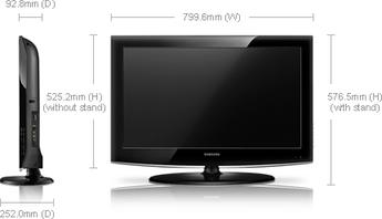 Produktfoto Samsung LA32A450