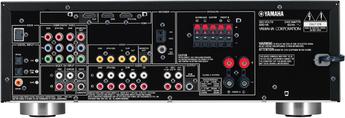 Produktfoto Yamaha HTR-6130