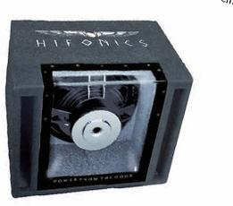 Produktfoto Hifonics TX8BPI