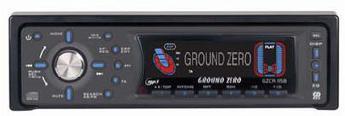 Produktfoto Ground Zero GZCR 115 B