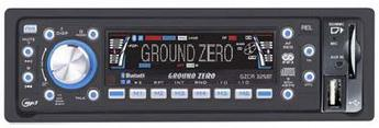 Produktfoto Ground Zero GZCR 325BT