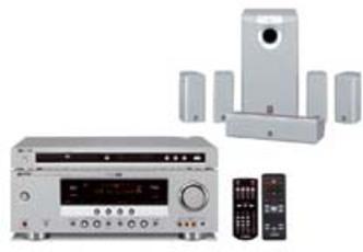 Produktfoto Yamaha AV-PACK 108 (RX-V363/DVD-S661/NS-P110)