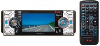 Produktfoto AEG CS DVD 375 BT