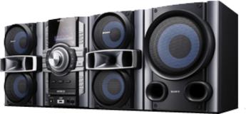 Produktfoto Sony MHC-GT444
